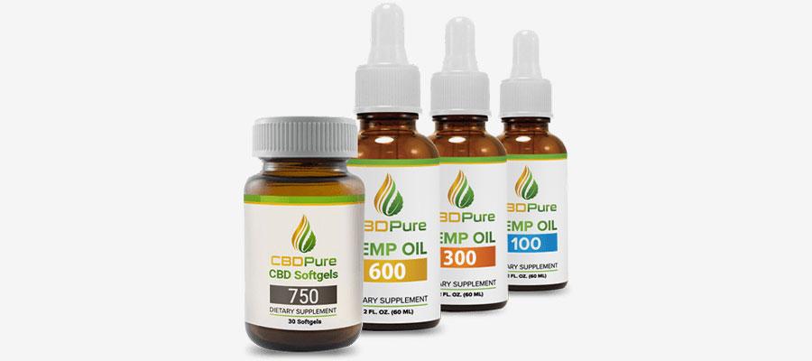 CBDPure Products