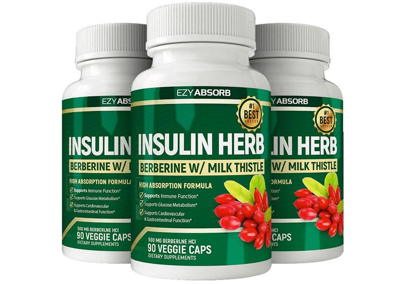 Insulin Herb Reviews