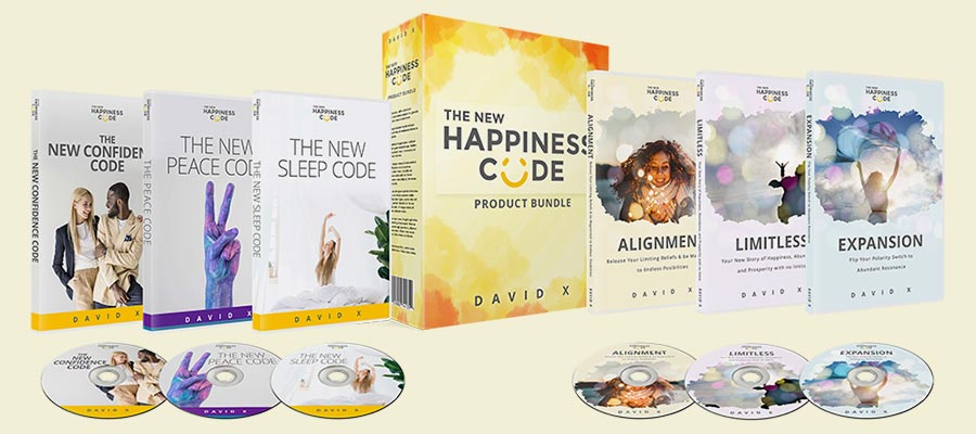 The New Happiness Code